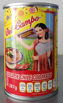 Salsa de Chile Colorado 287 gr