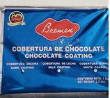 Cobertura de Chocolate Obscuro Parve Bremen 1 kg