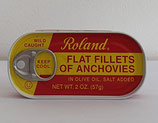 Anchoas Roland 57 gr