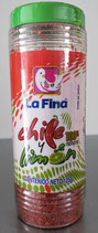 Chile y Limon La fina Frasco con 125 gr.