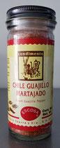 Chile Guajillo Martajado Escosa 45 gr.
