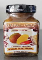 Mermelada Organica Mango y Chile 225 gr