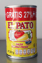 Salsa de Chile Fresco 287 gr