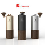 Timemore Chestnut Manual Coffee Grinder gold / silver / black / transparent