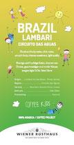 Brasil Lambari Circuito das Aquas - Coffee Kids Projekt Kaffee