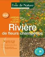 Rivière de fleurs champêtres 250g