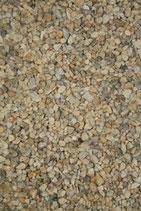 Gravier beige roulé 4/6 le demi m3 (500L) en big bag