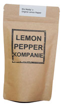 Mrs Meddy´s Original Lemon Pepper - Nachfüllpack 200 g