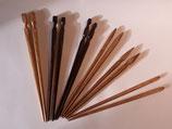 hashi, baguettes en bois