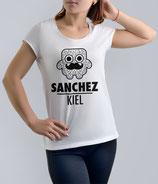 SANCHEZ KIEL Bio-Baumwoll T-Shirt (Frauen)