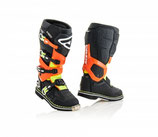 BOOTS X-ROCK - BLACK/FLO ORANGE