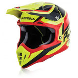 HELMET IMPACT 3.0 2017 - BLACK/YELLOW