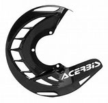 Carbon X Brake Front Disc cover