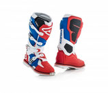 BOOTS X-ROCK - RED/BLUE