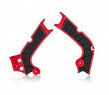 FRAME PROTECTOR X-GRIP CRF450R 2017-2018 + CRF250 2018 – RED