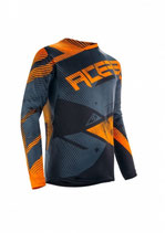 MX MUDCORE JERSEY - ORANGE/BLACK