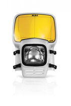 HEADLIGHT ELBA - WHITE