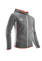 EVO - Sweatshirt Grey/Orange