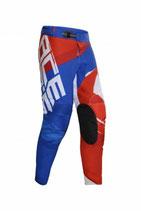 MX SHUN PANTS - BLUE/RED