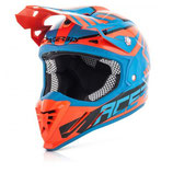 HELMET PROFILE 3.0 SKINVIPER - ORANGE/BLUE