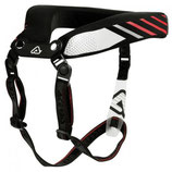 JR.NECK BRACE 2.0 - BLACK/RED