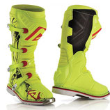 X-PRO V. OFF ROAD BOOTS - FLO YELLOW/BLACK