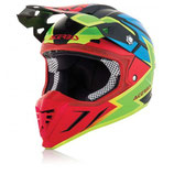 HELMET PROFILE 3.0 SNAPDRAGON - BLACK/RED