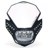 LED VISION HP HEADLIGHT - BLACK