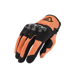 RAMSEY VENTED -  Black/ORANGE