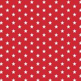 Mund-Nasen-Maske | kleine Sterne Rot