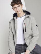 Softshell Jas met hoodie