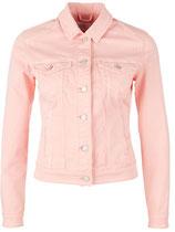 Jeansvest Pink