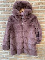 Fake Fur Jacket (Long)