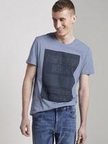 T-shirt met frontprint