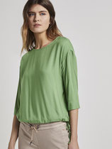 Blouse shirt solid