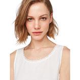 Top fabric mix white