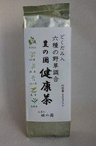 【6種の野草配合豊の国   健康茶】400g