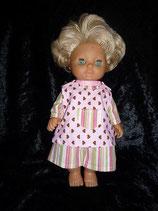 Puppenkleid Mathilda  3 teilig Gr. 30-35