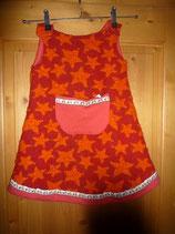 Hängekleid aus Schurwolle