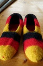 gefilzte Schuhe Deutschland