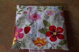Kirschkernkissen Sommerblume