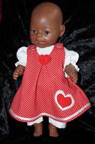 Puppenkleid Eva Gr. 44/48