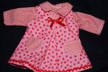 Puppenkleid Paula Bio-Baumwolle,Gr. 35-38