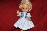 Puppenkleid Julia Gr. 25-28