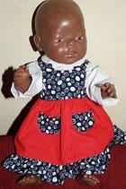 Puppenkleid Tara Gr. 42-45