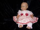 Puppenkleid Laura Gr. 35-38