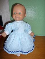 Puppenkleid Bella Gr. 35-38