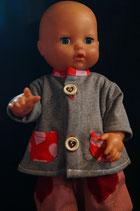Puppenjacke Bio,kBA
