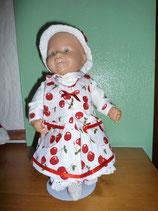 Puppenkleid Paula Gr. 32-35