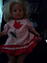 Puppenkleid Bärbel